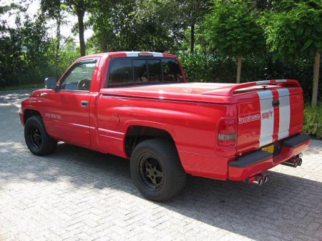 Dodge Ram 1500 SS/T met A518 automaat
