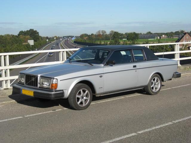Volvo 262-C met Borg Warner 55 automaat
