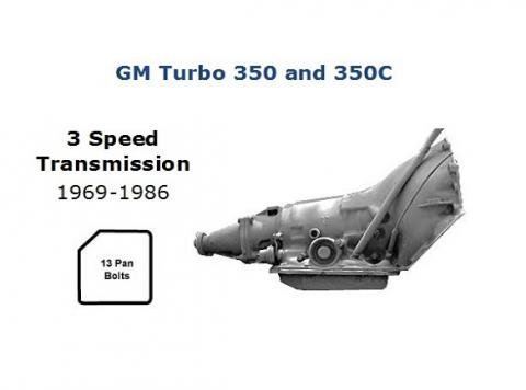 TH350 15